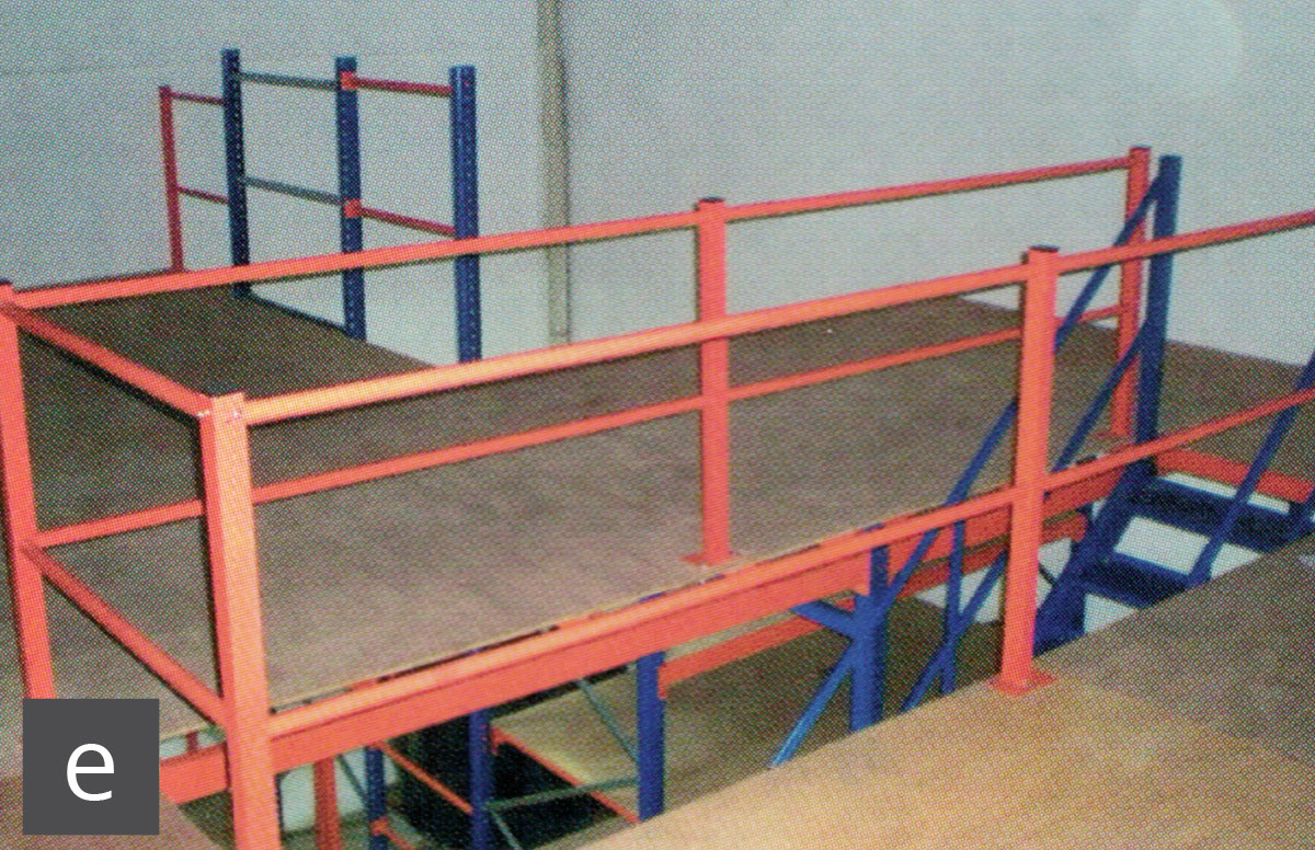 Barrier Handrail