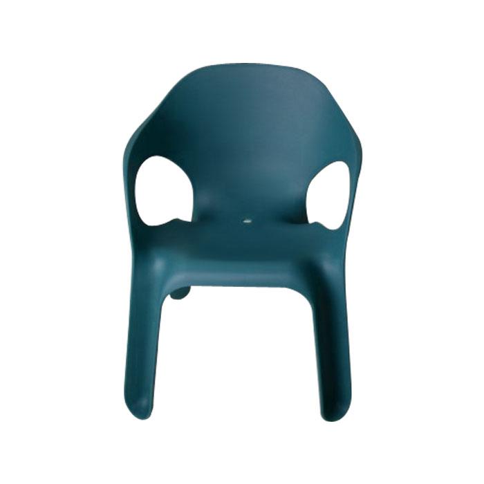 Chair Plastic 2025 Blue